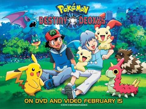 Pokemon Pelicula 07 - El destino de Deoxys